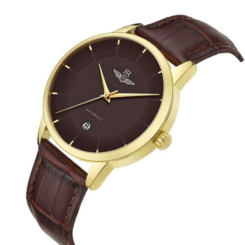 Đồng hồ nam SRWATCH SG8882.6103AT nâu-1