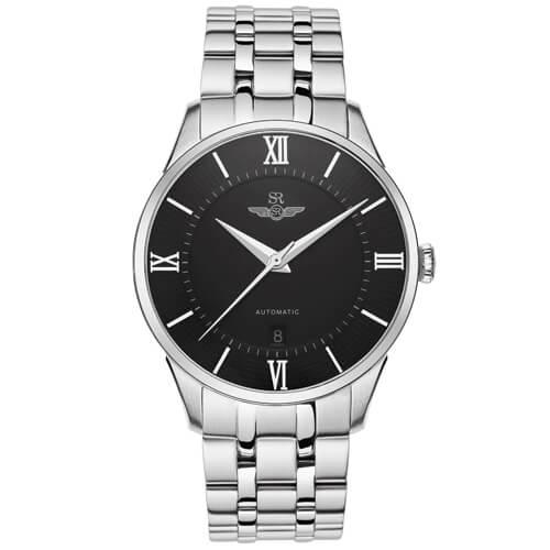 Đồng hồ nam SRWATCH SG8883.1101AT đen