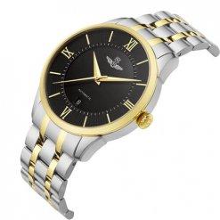 Đồng hồ nam SRWATCH SG8883.1201AT đen-1