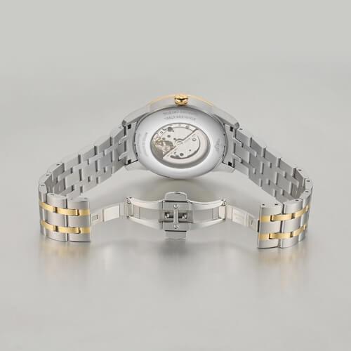Đồng hồ nam SRWATCH SG8883.1202AT trắng-2