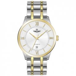 Đồng hồ nam SRWATCH SG8883.1202AT trắng