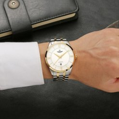 Đồng hồ nam SRWATCH SG8883.1202AT trắng-3
