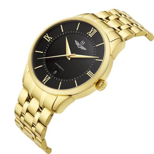 Đồng hồ nam SRWATCH SG8883.1401AT đen-1