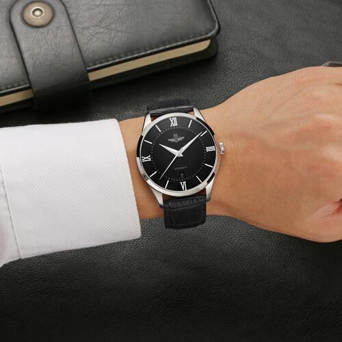 Đồng hồ nam SRWATCH SG8884.4101AT đen-3