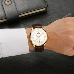 Đồng hồ nam SRWATCH SG8884.4602AT trắng-3