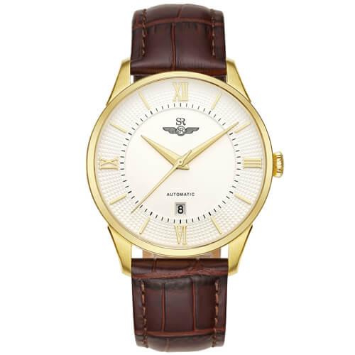Đồng hồ nam SRWATCH SG8884.4602AT trắng