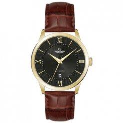 Đồng hồ nam SRWATCH SG8884.6103AT đen