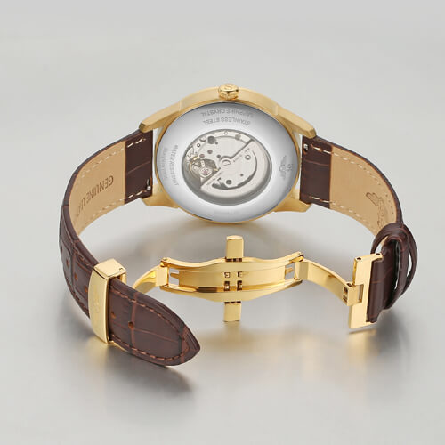 Đồng hồ nam SRWATCH SG8884.6103AT nâu-2