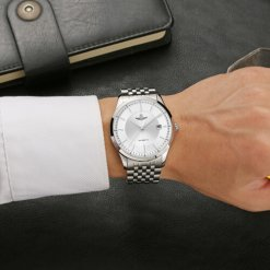 Đồng hồ nam SRWATCH SG8885.1102AT trắng-3