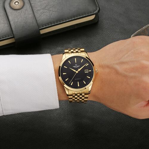 Đồng hồ nam SRWATCH SG8885.1401AT đen-3