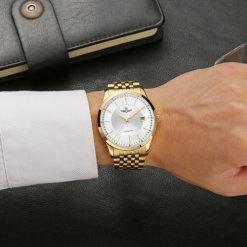 Đồng hồ nam SRWATCH SG8885.1402AT trắng-3