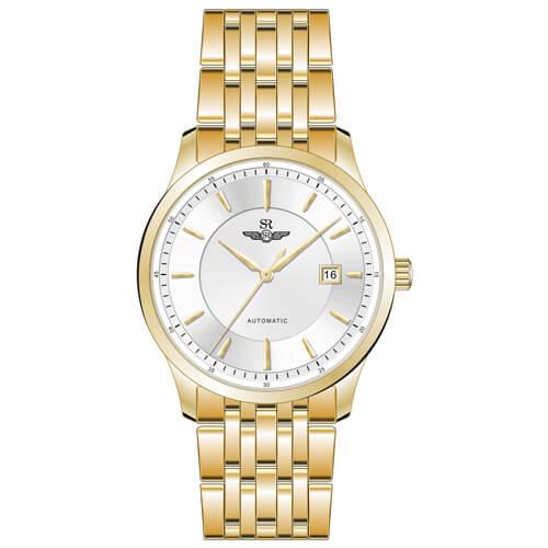 Đồng hồ nam SRWATCH SG8885.1402AT trắng