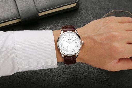 Đồng hồ nam SRWATCH SG8886.4102AT trắng-3