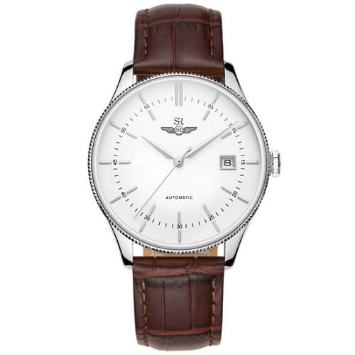 Đồng hồ nam SRWATCH SG8886.4102AT trắng