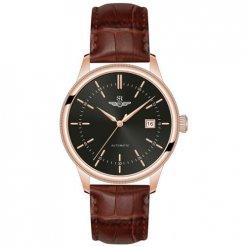 Đồng hồ nam SRWATCH SG8886.6103AT đen