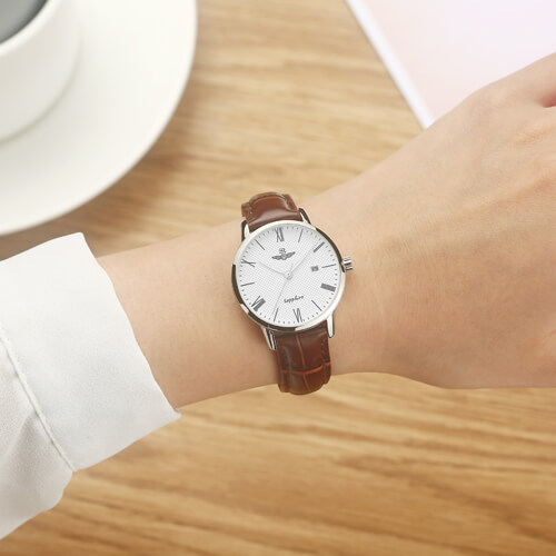 Đồng hồ nữ SRWATCH SL1054.4102TE trắng-3