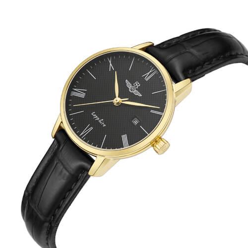 Đồng hồ nữ SRWATCH SL1054.4601TE đen-1