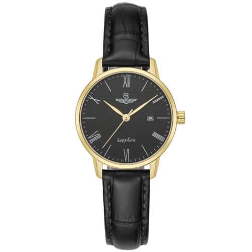 Đồng hồ nữ SRWATCH SL1054.4601TE đen