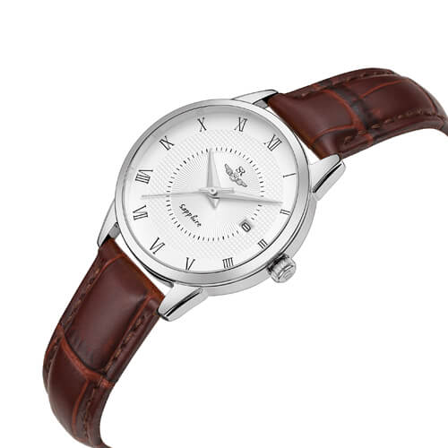 Đồng hồ nữ SRWATCH SL1057.4102TE trắng-1