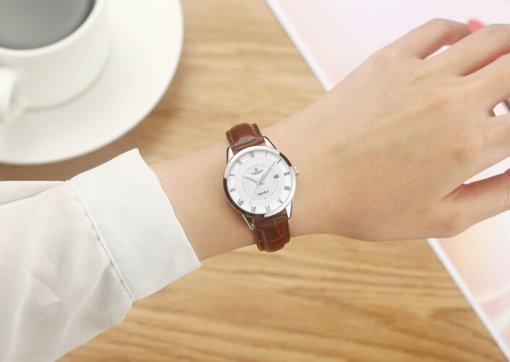 Đồng hồ nữ SRWATCH SL1057.4102TE trắng-3