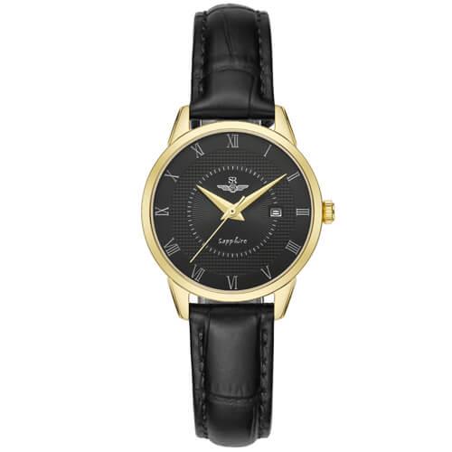 Đồng hồ nữ SRWATCH SL1057.4601TE đen
