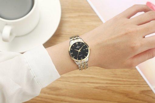 Đồng hồ nữ SRWATCH SL1071.1201TE đen-3