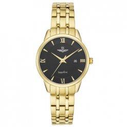 Đồng hồ nữ SRWATCH SL1071.1401TE đen