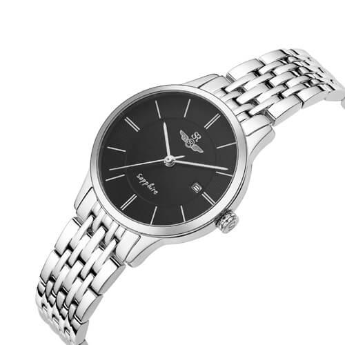 Đồng hồ nữ SRWATCH SL1073.1101TE đen-1