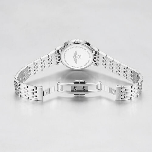 Đồng hồ nữ SRWATCH SL1073.1102TE trắng-2