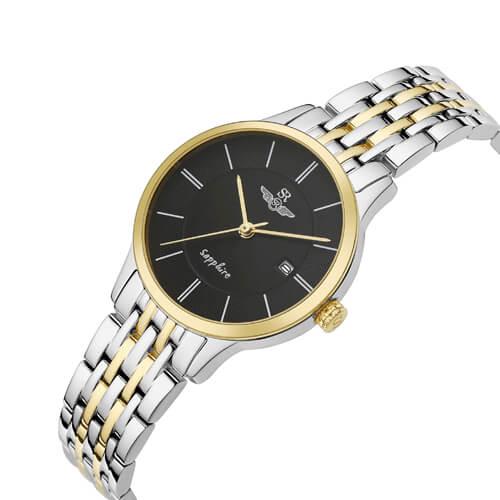 Đồng hồ nữ SRWATCH SL1073.1201TE đen-1