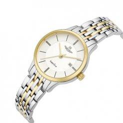 Đồng hồ nữ SRWATCH SL1073.1202TE trắng-1
