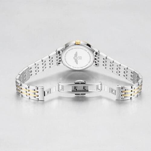 Đồng hồ nữ SRWATCH SL1073.1202TE trắng-2