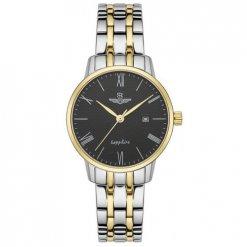 Đồng hồ nữ SRWATCH SL1074.1201TE đen