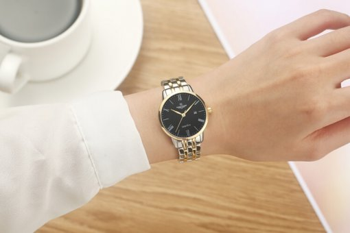 Đồng hồ nữ SRWATCH SL1074.1201TE đen-3
