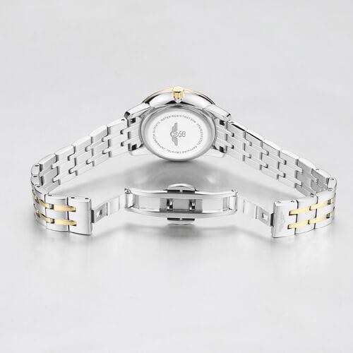 Đồng hồ nữ SRWATCH SL1074.1202TE trắng-2