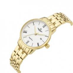 Đồng hồ nữ SRWATCH SL1074.1402TE trắng-1