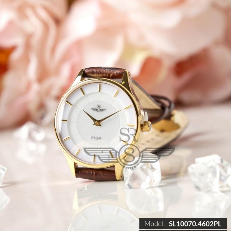 đồng hồ dây da đẹp giá tốt
