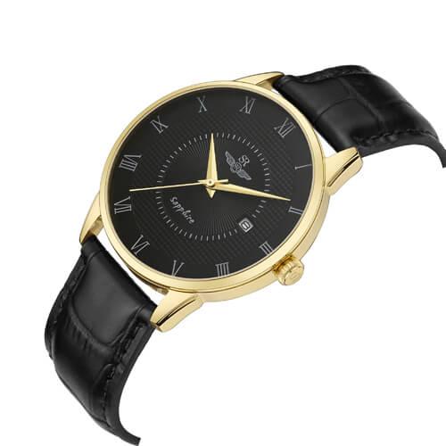 đồng hồ dây da đẹp cho nam giá tốt