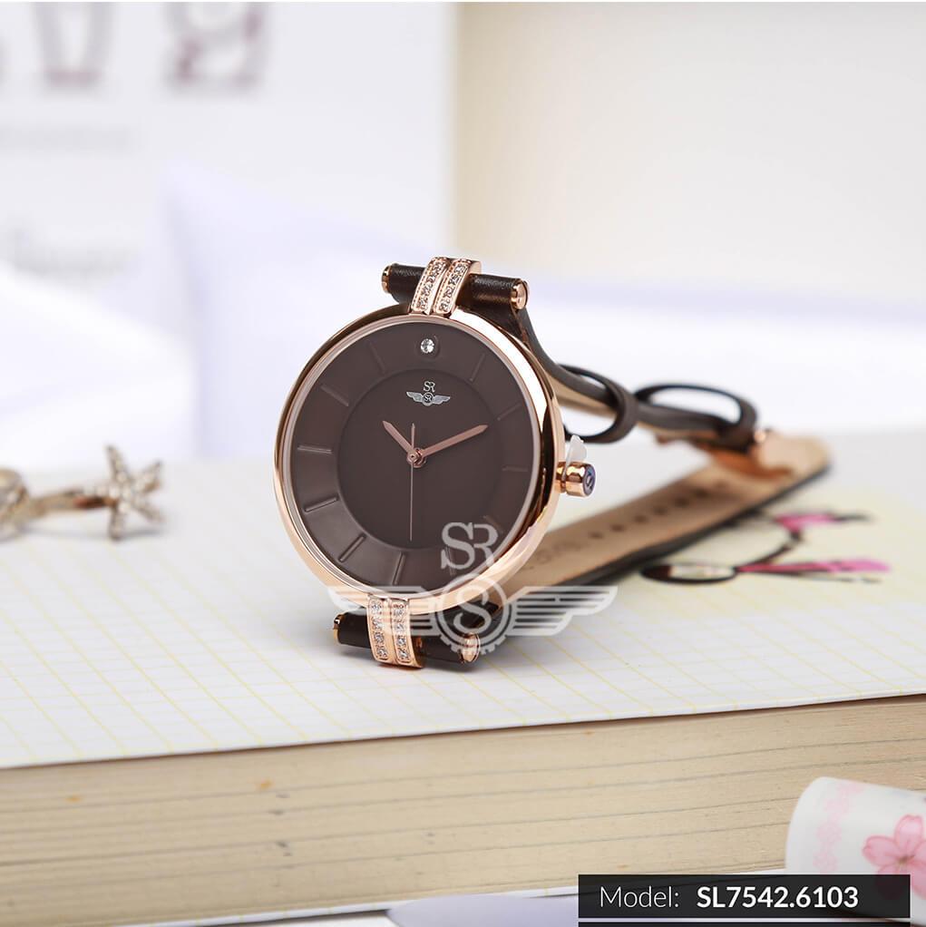 top đồng hồ sapphire nữ đẹp