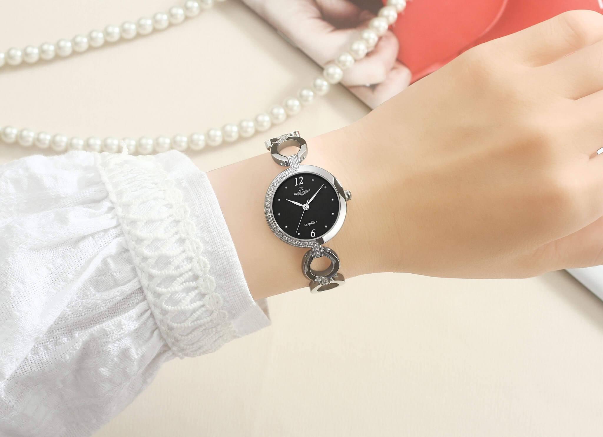 đồng hồ sapphire nữ giá tốt