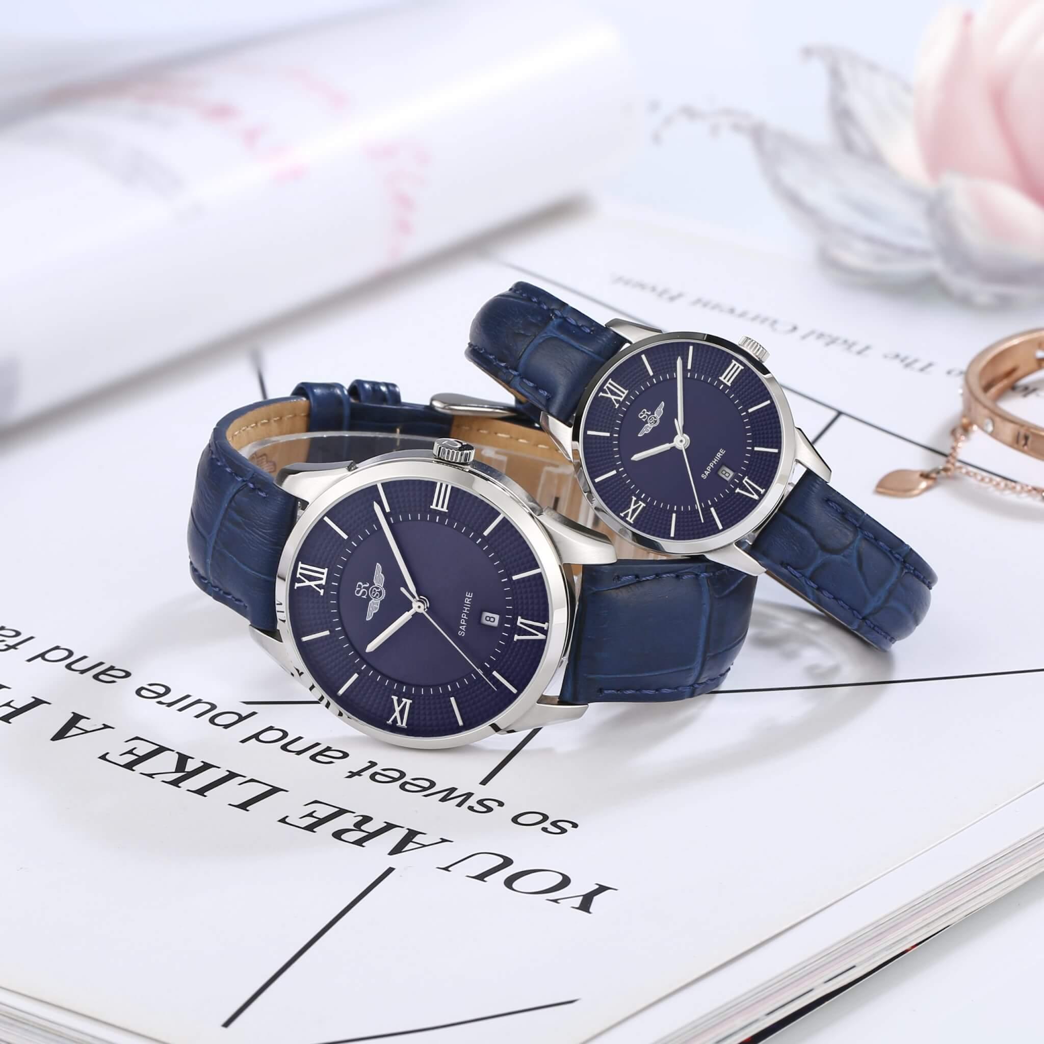 đồng hồ nam đẹp chính hãng