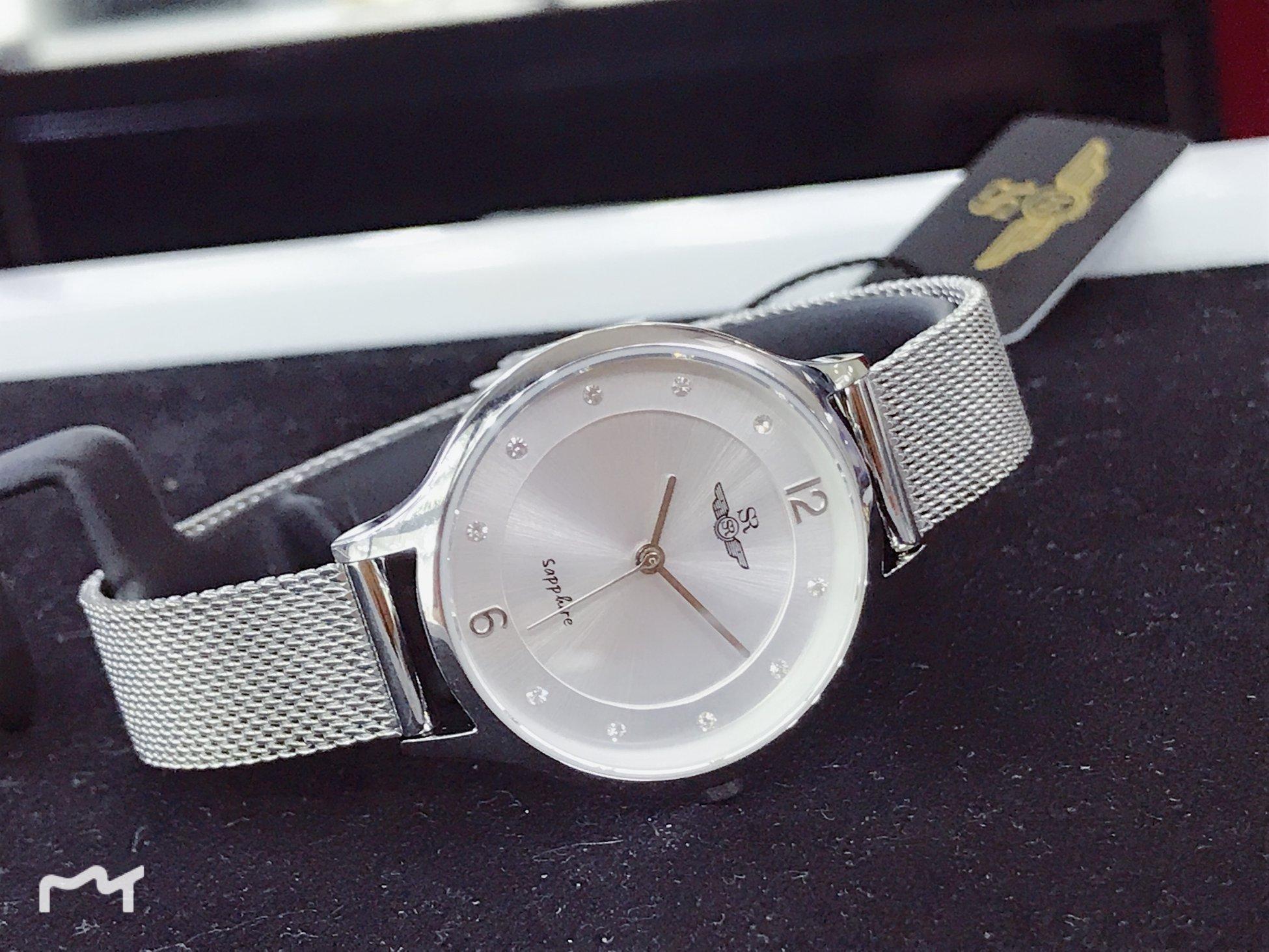 đồng hồ nữ chính hãng sr