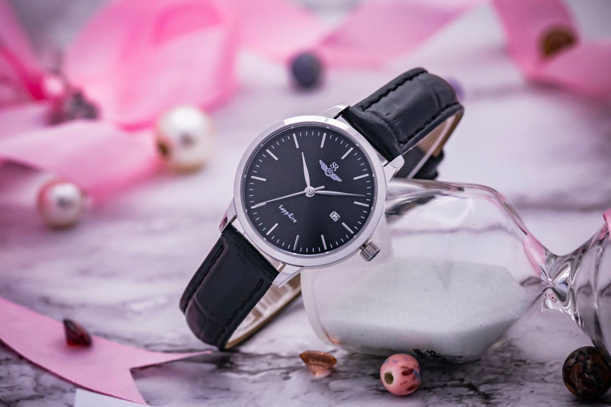 mua đồng hồ nữ Nhật Bản