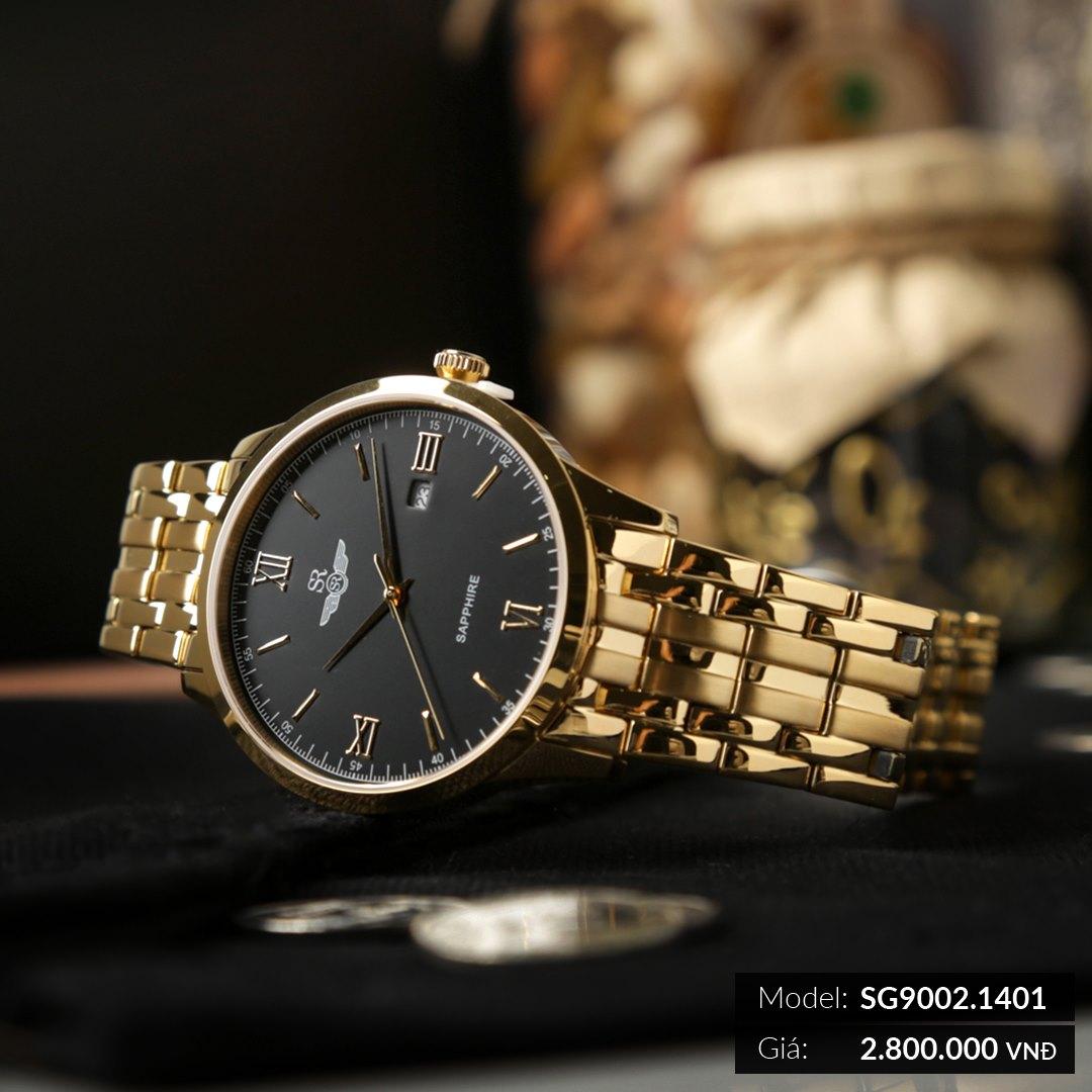 đồng hồ srwatch chính hãng